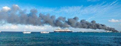 Cayman-Islands-Dump-Fire