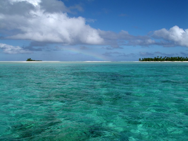 Seclusion and Beauty of Aitutaki in the Cook Islands
