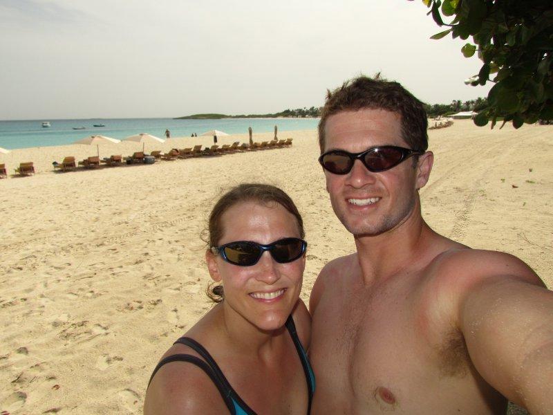 Maunday's Bay Beach