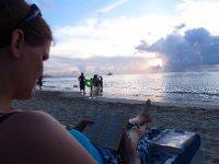 Nadine's Caribbean Pastime