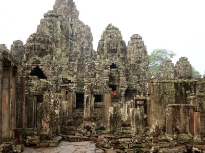 Bayan Temple at Angkor Thom