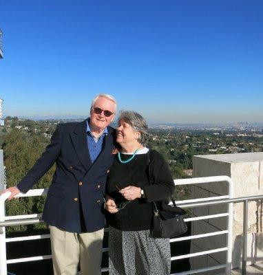 Bill Hope and LA