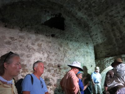 Cape Coast castle dungeon