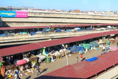 Durban Zulu market