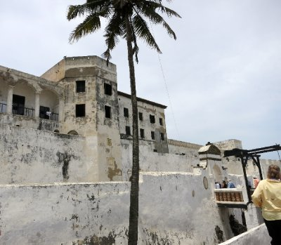Elmina slave castle