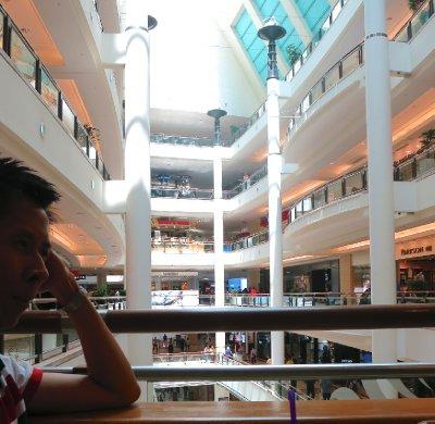 Luxury mall - Kuala Lumpur