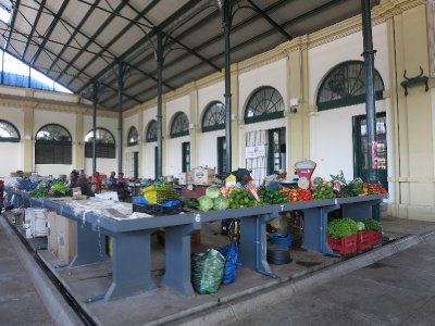 Mercado Central, Maputo, Mozambique