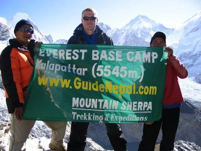 Everest Base Camp Trekking, Trek to Everest Base Camp - Mountain Sherpa Trekking