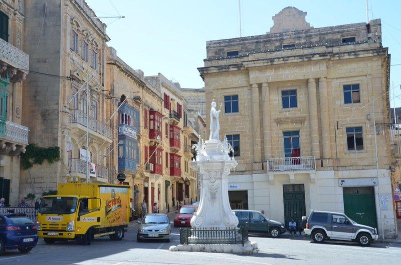 town square Victoriosa