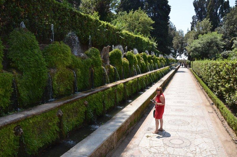 Gardens, tivoli
