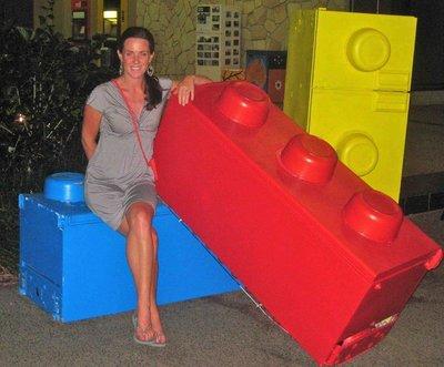 KT Legos in Darwin
