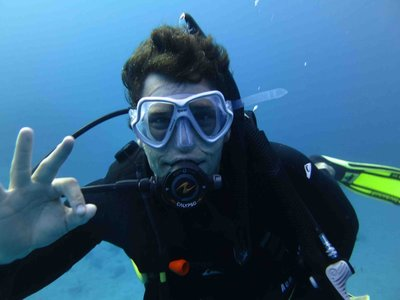 Lukin Great Barrier Reef - diving
