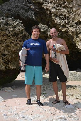 Mike & Lukin Surf