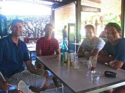 Navy boys in Darwin