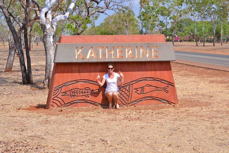 KT @ Katherine, NT