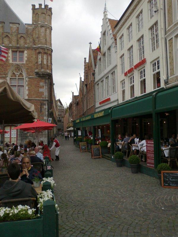 Brugge, De Grote Markt