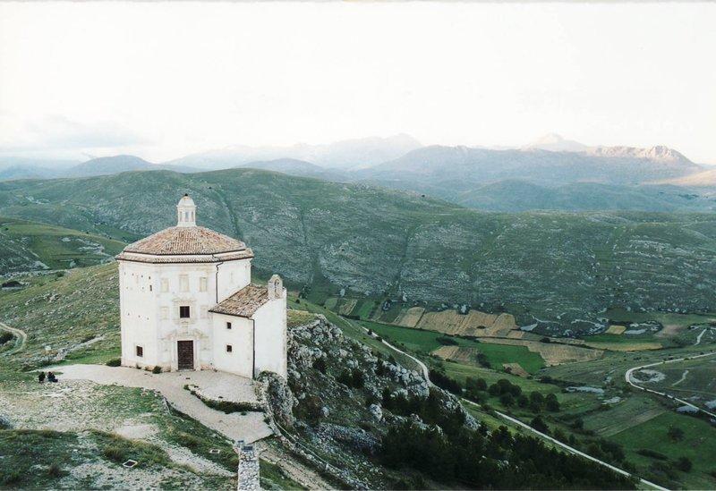 Rocca Calascio, Abruzzo region