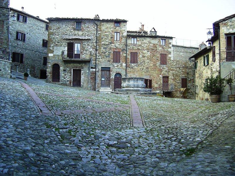 Castiglione d'Orcia, Valdorcia, Tuscany