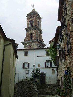 Lucignano (arezzo province) Tuscany