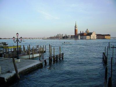 Venice, S. Giorgio island