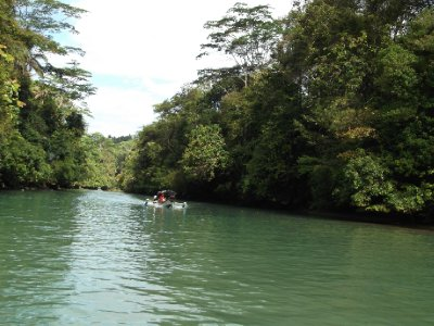 Near the Green Canyon - beautiful river