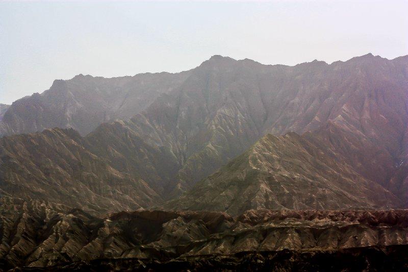 Kizil Tian Shan Range 4