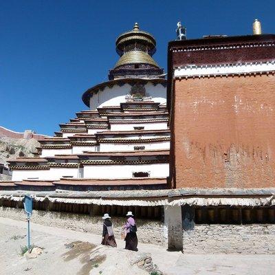 Kumbum Polkhor Chode Monastery