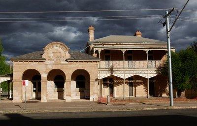 Wilcannia Buildings