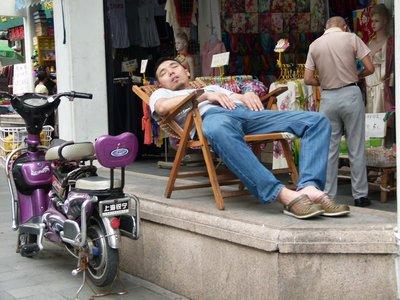 Shanghai streetlife