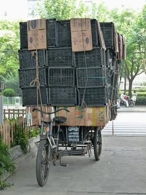 Bicycle transport