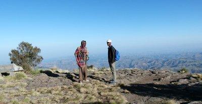 Mangeshe and Tamrat