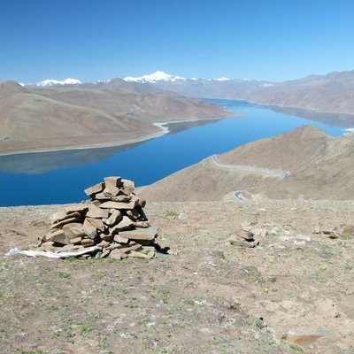 Yambrok Lake