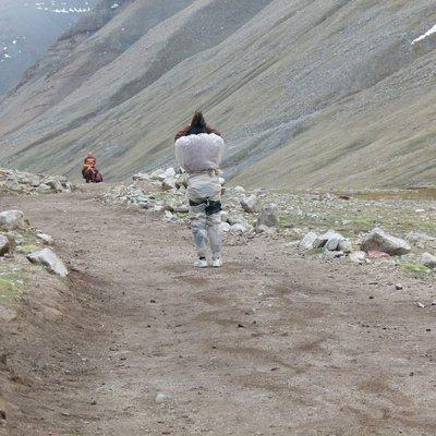 Pilgrams Mt Kailash