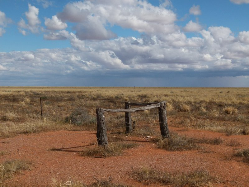 Fences on the Nullarbor