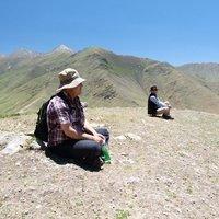 Ganden Pass