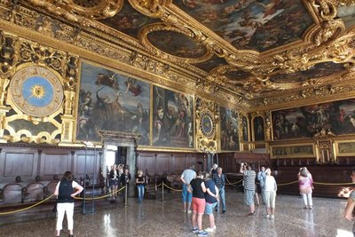 interior Doges Palace