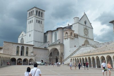Basilica of St Francis