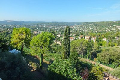 St Paul de Vence view