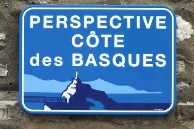 Cote des Basques