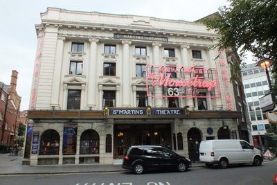 St Martins Theatre - The Mousetrap
