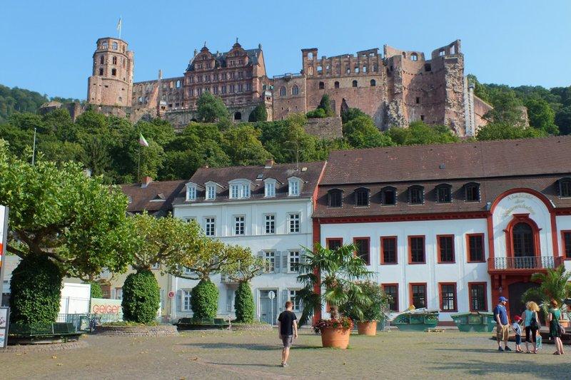 Market Square Heidelberg