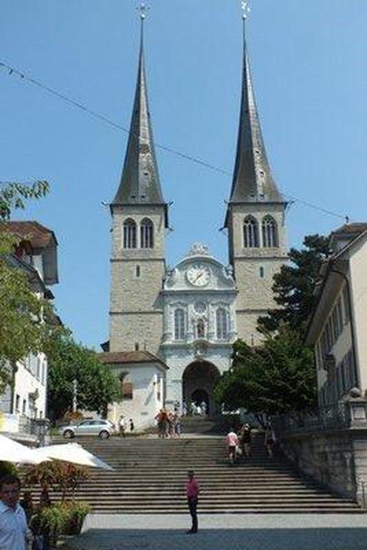 cathedral Lucerne