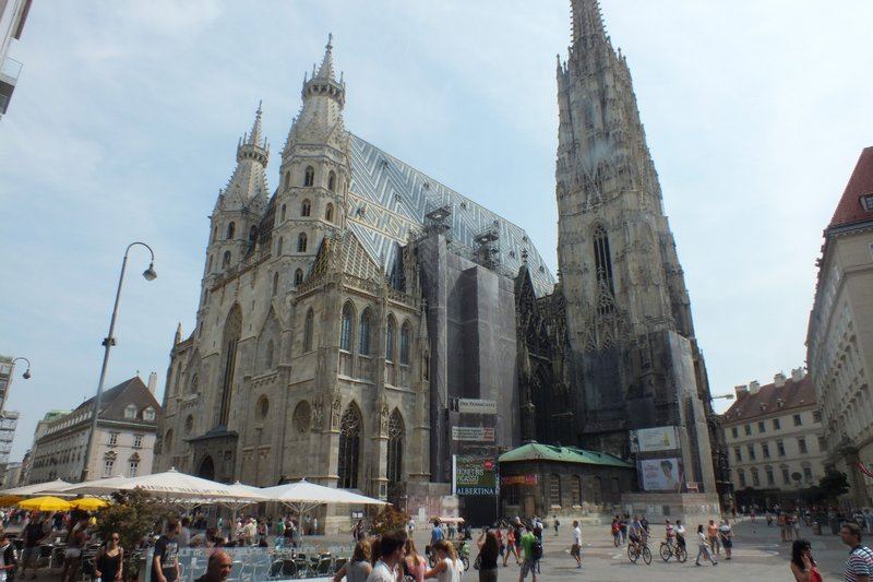 Cathedral @ Vienna