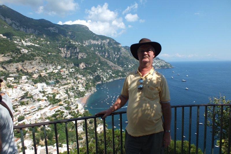 me at Positano