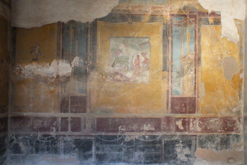 Pompeii mural 1