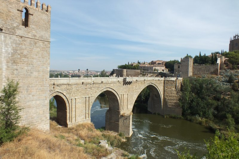 Bridge in Toledo