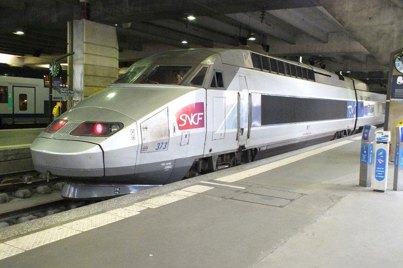 TGV fast train