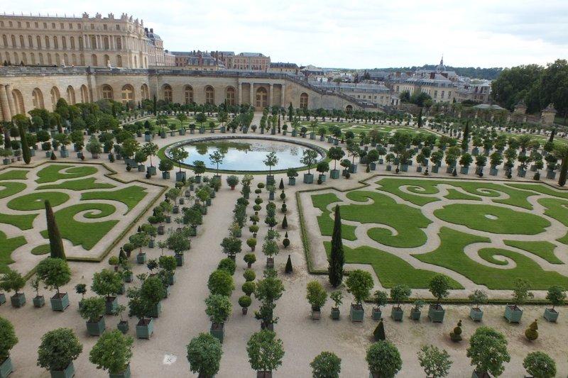 Versailles gardens 2