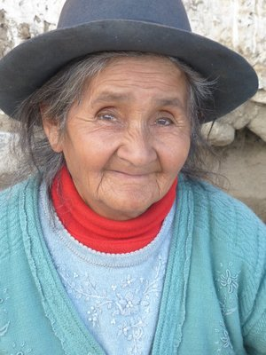 Sweet Peruvian Smile