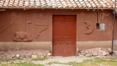 What makes a house a home in Peru